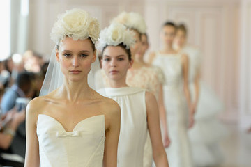 Best Beauty Looks at Bridal Fashion Week Spring 2016