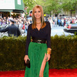 Ivanka Trump in Emerald Green