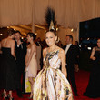 Sarah Jessica Parker in a Mohawk