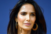 Padma Lakshmi Medium Straight Cut