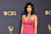 Padma Lakshmi Mermaid Gown