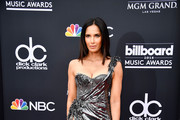 Padma Lakshmi One Shoulder Dress