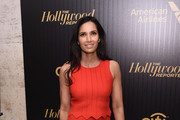 Padma Lakshmi Pencil Skirt
