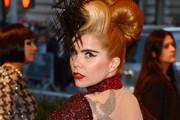 Paloma Faith Retro Updo