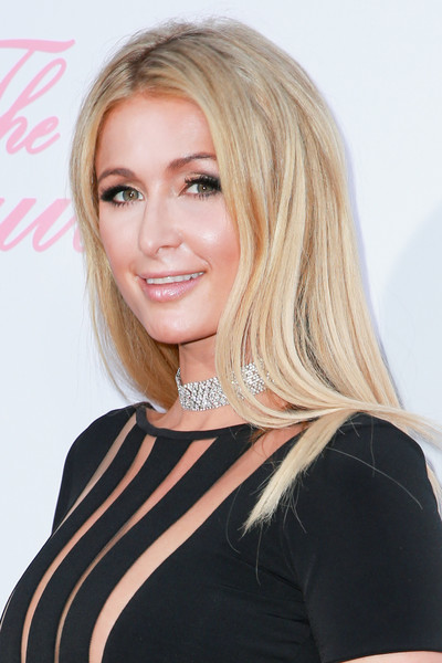 Paris Hilton Long Straight Cut