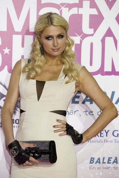 Paris Hilton Minx Nails