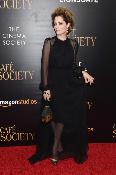 Parker Posey Evening Dress