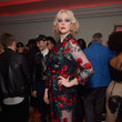 Gwendoline Christie at the Pat McGrath's Unlimited Collection Launch Event