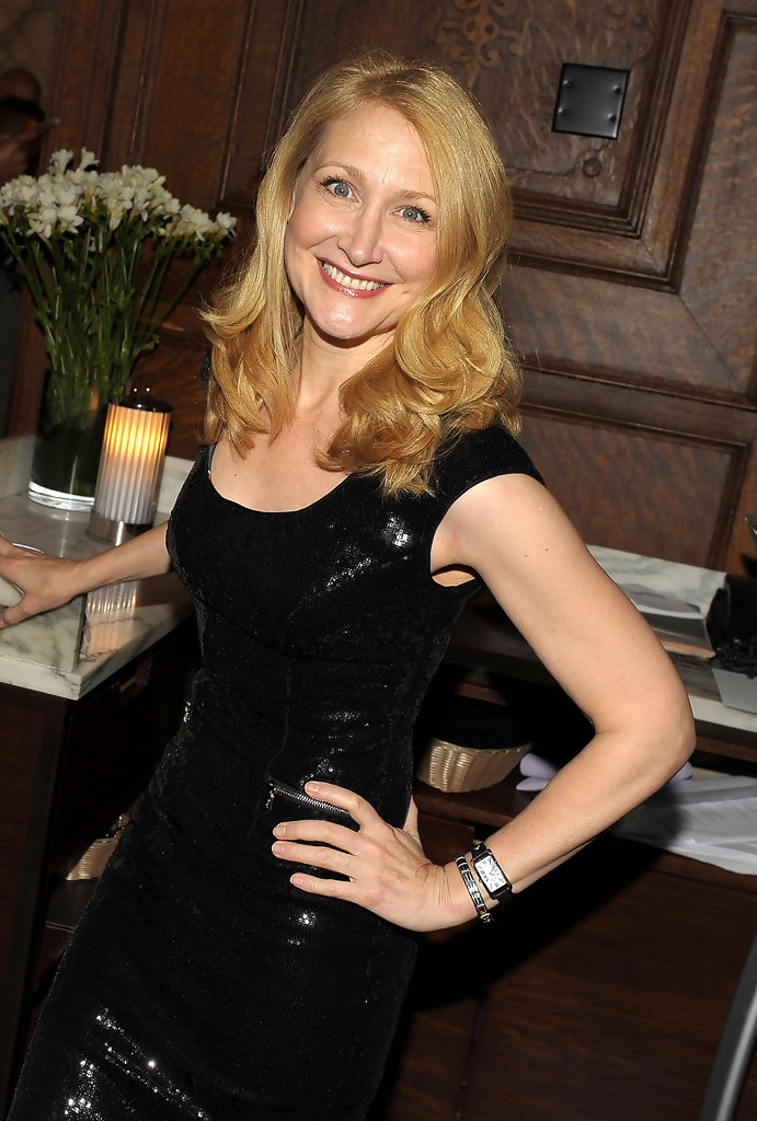 Patricia Clarkson Medium Wavy Cut Medium Wavy Cut