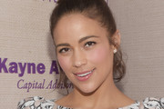 Paula Patton Hair Knot