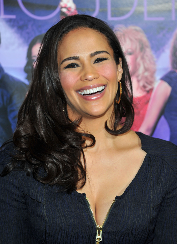 Paula Patton Long Curls Long Curls Lookbook Stylebistro