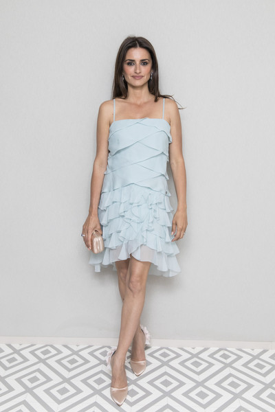 Penelope Cruz Cocktail Dress