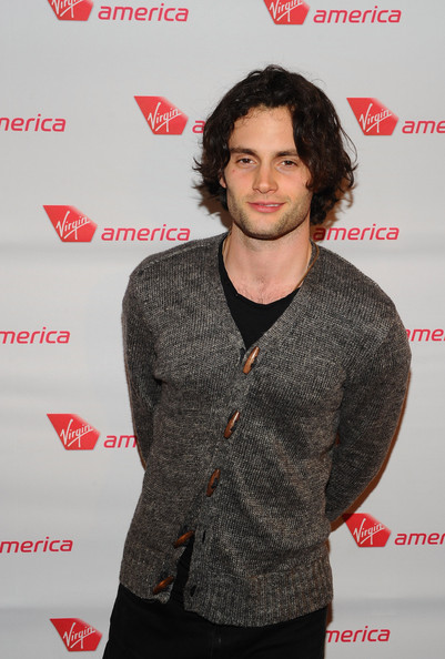 Penn Badgley Cardigan