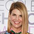 Lori Loughlin's Asymmetrical Cut
