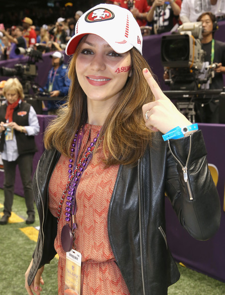 More Pics of Katharine McPhee Team Baseball Cap (1 of 5) - Team Baseball Cap Lookbook - StyleBistro