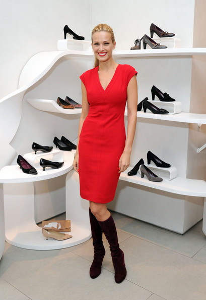 Petra Nemcova Shoes