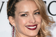 Petra Nemcova Loose Braid