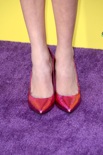 Peyton List Shoes
