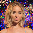 Jennifer Lawrence's Beachy Waves