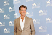 Pierce Brosnan Blazer