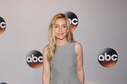 Piper Perabo Strappy Sandals