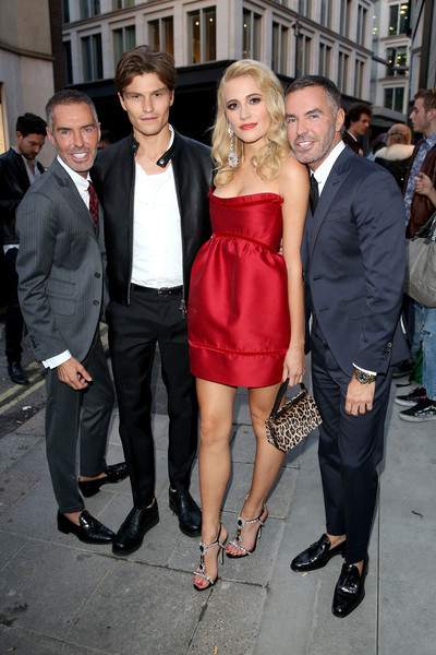 DSQUARED2 Celebrates London Flagship Opening