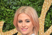 Pixie Lott Long Center Part