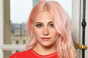 Pixie Lott Long Wavy Cut