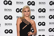 Pixie Lott One Shoulder Dress