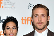 Eva Mendes and Ryan Gosling Photo
