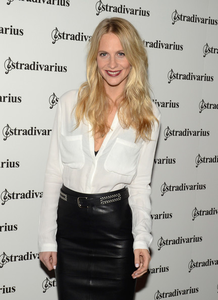 Poppy Delevingne Studded Belt
