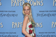 Poppy Delevingne Print Dress