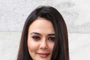 Preity Zinta Medium Straight Cut