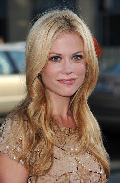 More Pics of Claire Coffee Long Wavy Cut (2 of 4) - Claire Coffee Lookbook - StyleBistro