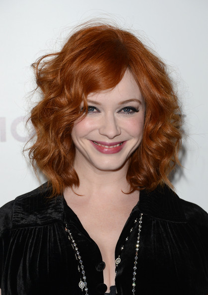 More Pics of Christina Hendricks Pumps (6 of 67) - Christina Hendricks Lookbook - StyleBistro