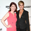 Kate Flannery and Melora Hardin