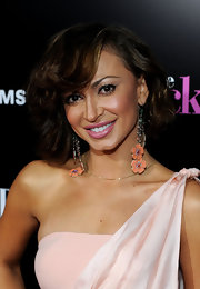 Karina flaunted her medium length bob while walking the red carpet. Although she looked stunning we prefer her long locks.