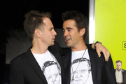Colin Farrell and Sam Rockwell Photo