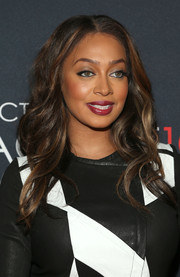 La La Anthony looked diva-ish, as always, with her long wavy 'do at the Project Imaginat10n Film Festival.