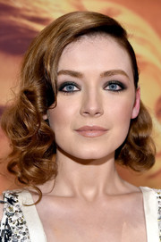 Sarah Bolger looked darling wearing this short curly 'do at the premiere of 'My All American.'