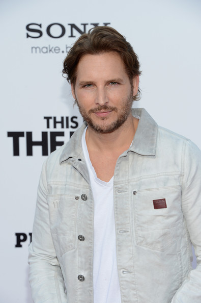 More Pics of Peter Facinelli Denim Jacket (1 of 3) - Peter Facinelli Lookbook - StyleBistro