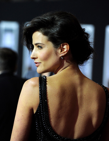 More Pics of Cobie Smulders Pinned Up Ringlets (5 of 17) - Updos Lookbook - StyleBistro