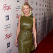 Look of the Day, October 8: Kirsten Dunst's Lovely Leather