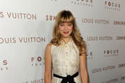 Actress Lea Seydoux arrives at Focus Features'