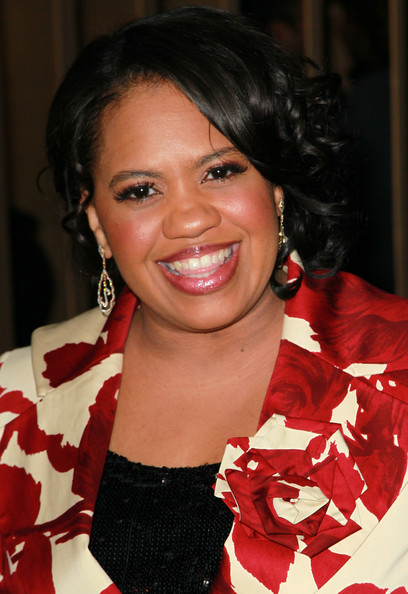 More Pics of Chandra Wilson Pinned Up Ringlets (1 of 9) - Pinned Up Ringlets Lookbook - StyleBistro [frankie and alice,hair,hairstyle,beauty,smile,black hair,lip,arrivals,chandra wilson,california,hollywood,egyptian theatre,premiere,premiere]