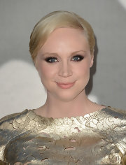 Gwendoline Christie may have to wear her hair short for her role on 'Game of Thrones,' but the star rocks this platinum pixie on the red carpet, too!