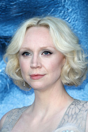 Gwendoline Christie sported a cute and classic curled-out bob at the premiere of 'Game of Thrones' season 7.
