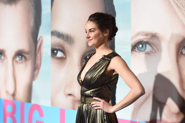 More Pics of Shailene Woodley Braided Updo (1 of 5) - Updos Lookbook - StyleBistro