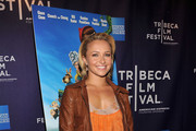 Actress Hayden Panettiere attends the 2011 Tribeca Film Festival Family Screening of