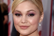 Olivia Holt Jewel Tone Eyeshadow